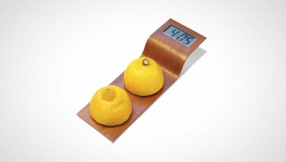 citrus-clock